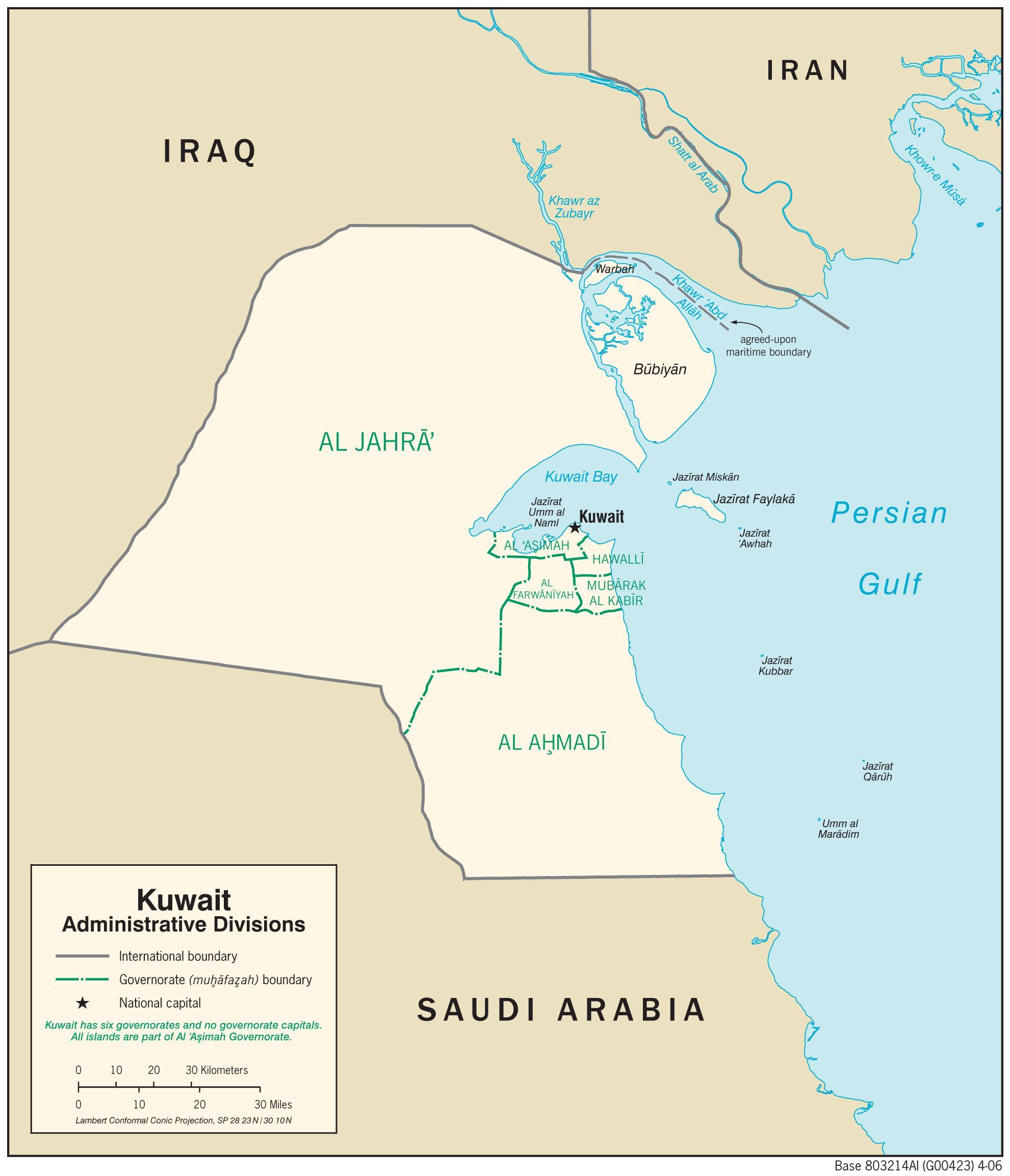 Egaila Kuwait Kort Kort Over Egaila Kuwait Det Vestlige Asien